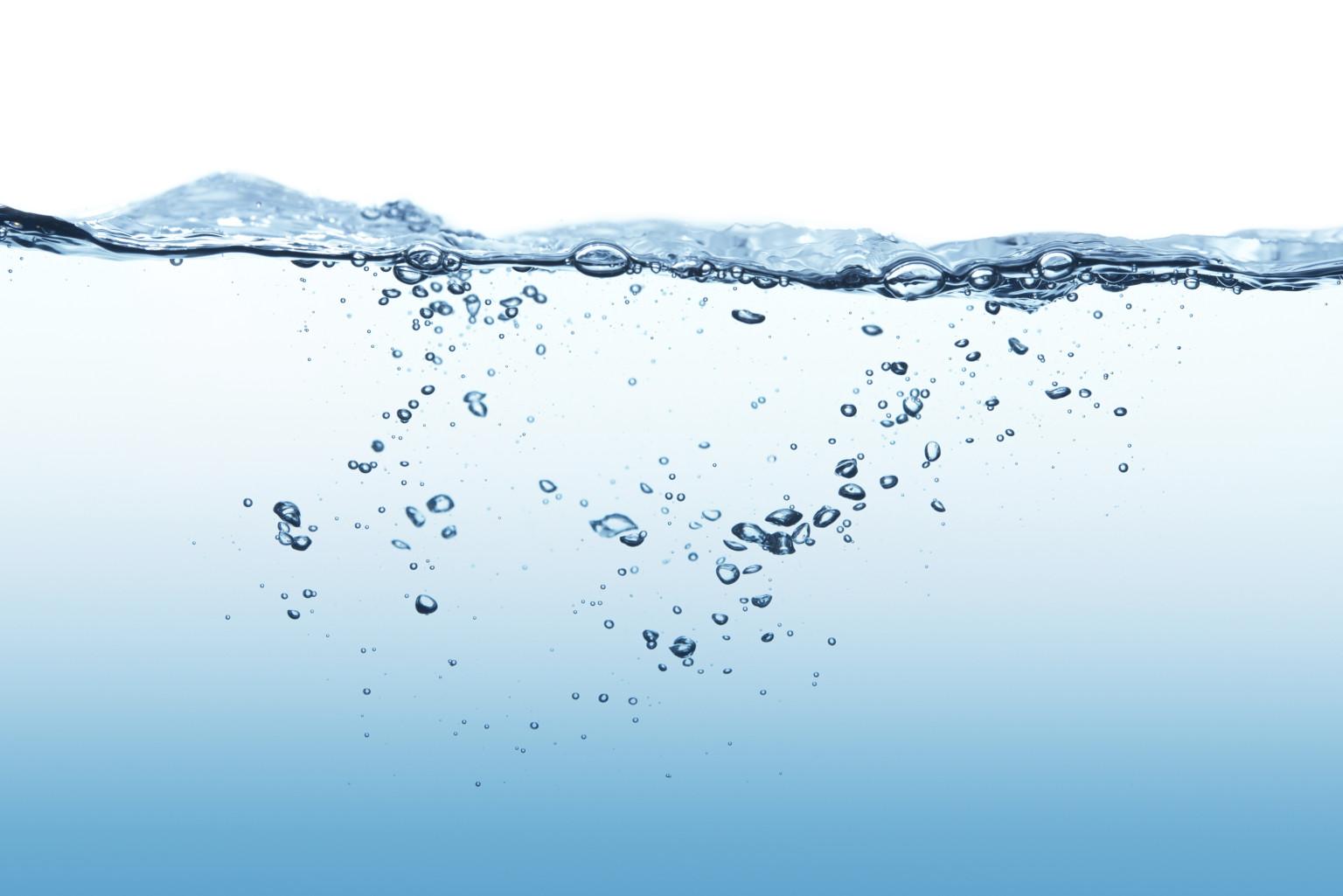 water vasten